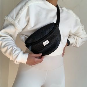 Spiral Fanny pack/ Crossbody Bag
